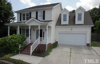 Wake Forest NC Single Family Home For Sale: $240,000
