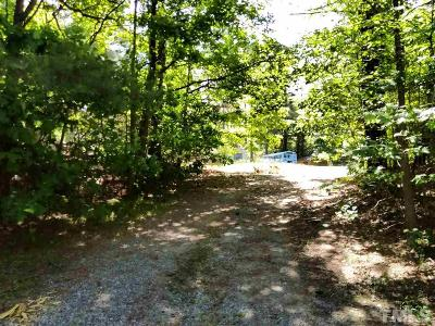 Chapel Hill Residential Lots & Land Pending: 9612 Dodsons Crossroads North