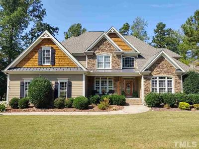 Raleigh Single Family Home For Sale: 4320 Coldwater Springs Drive