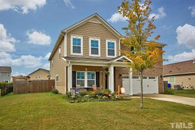 Amber Ridge Single Family Home For Sale: 932 Harvest Point Drive