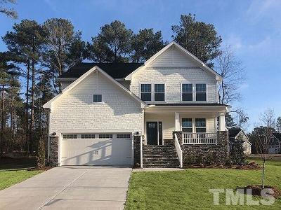 Rolesville Single Family Home For Sale: 636 Granite Creek Drive