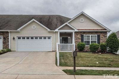 Mebane Townhouse For Sale: 1113 Copper Circle