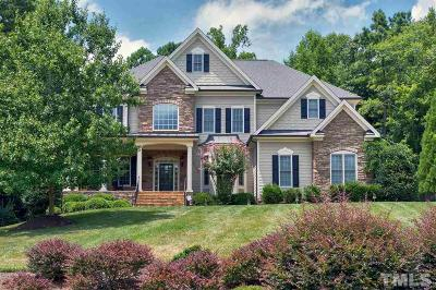 Raleigh Single Family Home For Sale: 5112 Terra Cotta Drive