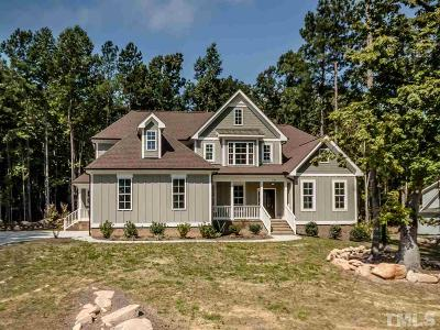 Pittsboro Single Family Home For Sale: 189 Brookhaven Way