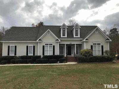 Bunn, Franklinton, Henderson, Louisburg, Spring Hope, Wake Forest, Youngsville, Zebulon, Clayton, Middlesex, Wendell, Bailey, Nashville, Knightdale, Rolesville Rental For Rent: 109 Claire Drive
