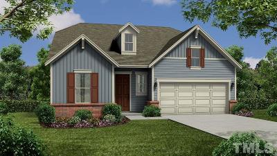 Youngsville Single Family Home Pending: 165 Olde Liberty Drive