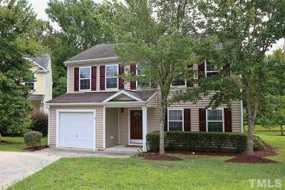 Durham Single Family Home Contingent: 15 Berry Court