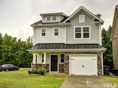 Single Family Home For Sale: 3866 Cumberland Pond Road