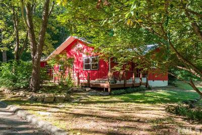 Chapel Hill Single Family Home For Sale: 501 Yorktown Drive