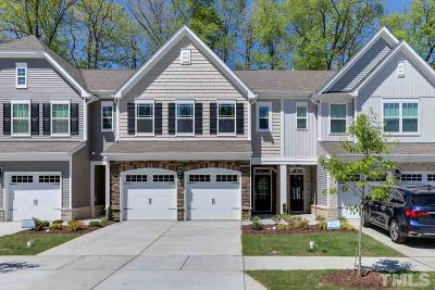 Hillsborough Townhouse For Sale: 425 Summit Trail Drive #WSA 20 O