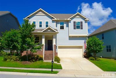 Durham Single Family Home For Sale: 4613 Myra Glen