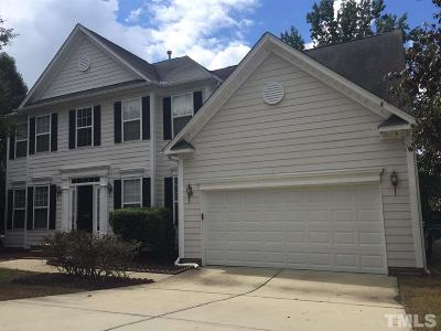 Single Family Home For Sale: 3000 Cumberland Gap Court