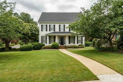 Raleigh Single Family Home Contingent: 3401 Harden Road