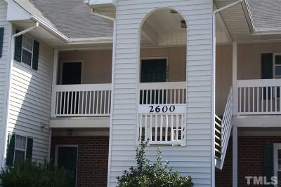 Cary Condo Pending: 2622 Wellington Ridge #2622