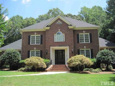 Raleigh Single Family Home For Sale: 11020 Brass Kettle Road