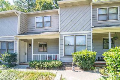 Cary Townhouse Pending: 104 Inverness Court