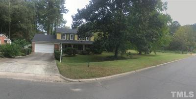 Durham Single Family Home For Sale: 708 W Murray Avenue