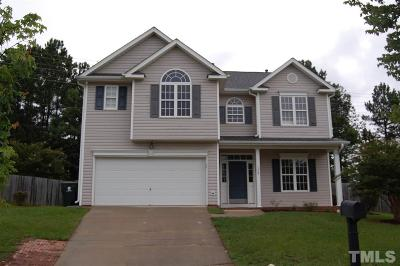 Holly Springs Single Family Home For Sale: 129 Holly Bay Lane