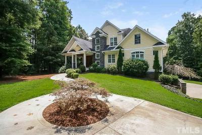 Wake Forest NC Single Family Home For Sale: $585,000