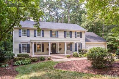Cary Single Family Home Contingent: 410 Glasgow Road
