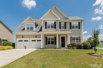 Zebulon Single Family Home For Sale: 4092 Weavers Pond Drive