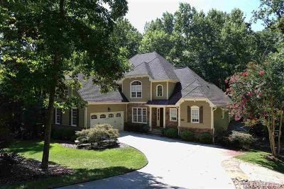 Chapel Hill Single Family Home For Sale: 10436 Swain