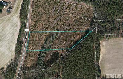 Harnett County Residential Lots & Land For Sale: Lot 2 McDougald Road