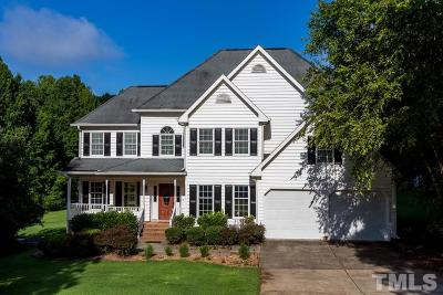 Hasentree, Hasentree Hills, Heritage Townhomes, Heritage Wake Forest Single Family Home For Sale: 7100 Incline Drive
