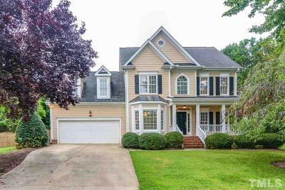 Chapel Hill Single Family Home For Sale: 107 Hogan Ridge Court