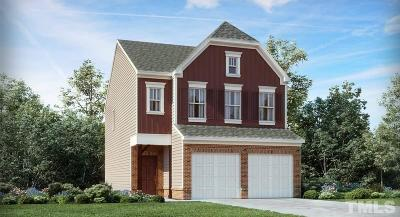 Durham Single Family Home Pending: 1022 Homecoming Way