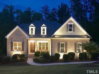 Raleigh Single Family Home For Sale: 7108 Carries Reach Way