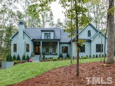Pittsboro Single Family Home For Sale: 4215 Henderson Place