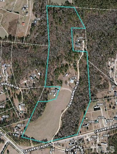 Harnett County Manufactured Home Pending: 179 Dry Branch Trail