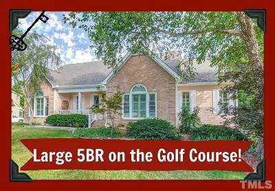 Glen Laurel Single Family Home For Sale: 16 Oakmont Court