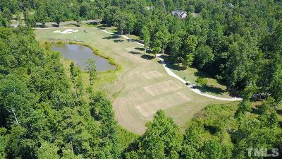 Pittsboro Residential Lots & Land For Sale: 131 Deep Creek