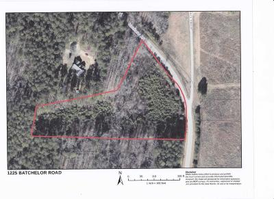 Apex Residential Lots & Land Contingent: 1225 Batchelor Road