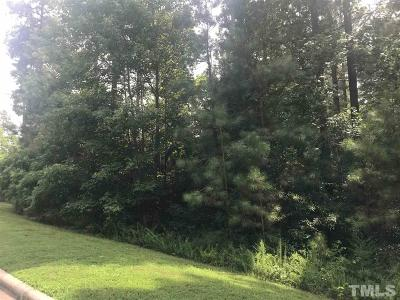 Chatham County Residential Lots & Land For Sale: 46 Nuthatch