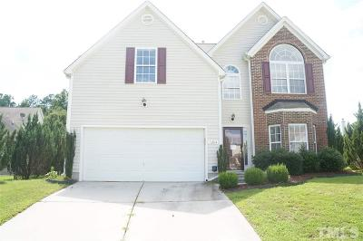 Raleigh Single Family Home For Sale: 3204 Vallejo Trail