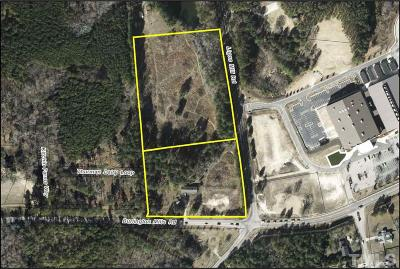 Wake County Residential Lots & Land Contingent: 3313 Burlington Mills Road