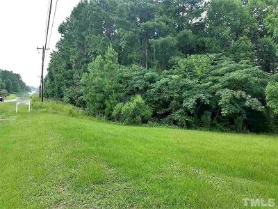 Durham Residential Lots & Land For Sale: 4905 Wake Forest Road