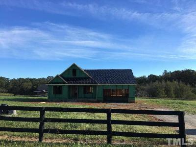 Siler City Single Family Home For Sale: 1208 Bowers Store Road