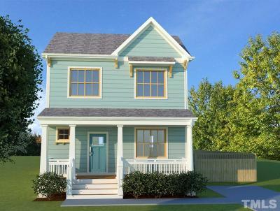 Raleigh Single Family Home For Sale: 1016 Gregg Street