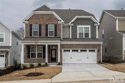 Durham Single Family Home For Sale: 1013 Meadow Pond Drive