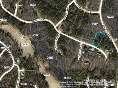 Chatham County Residential Lots & Land For Sale: 859 Berry Patch Lane