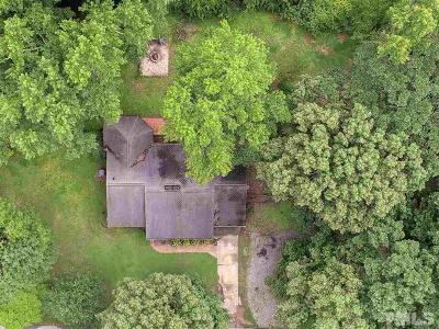 Cary Single Family Home Contingent: 104 Pleasants Avenue