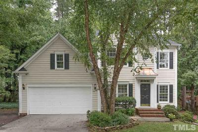 Cary NC Single Family Home For Sale: $350,000