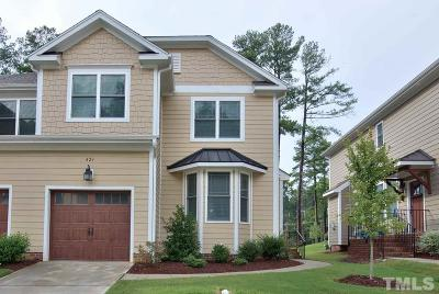 Chapel Hill Townhouse Contingent: 421 Lena Circle