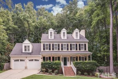 Cary NC Single Family Home Contingent: $345,000