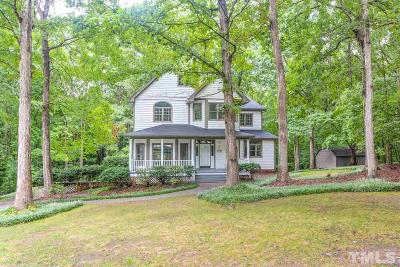 Wake Forest Single Family Home For Sale: 7601 Copper Creek Court