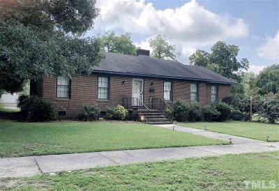 Dunn Single Family Home For Sale: 503 S King Avenue
